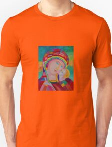 Blessing Mother of God icon T-Shirt