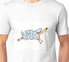 A Happy sheep Unisex T-Shirt