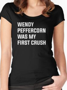 Wendy Peffercorn - Sandlot Design Women's Fitted Scoop T-Shirt