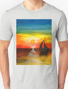 Tequila Sunset Unisex T-Shirt