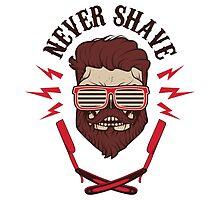never shave by kotliar