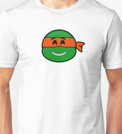 Emoji Michelangelo - Happy Unisex T-Shirt