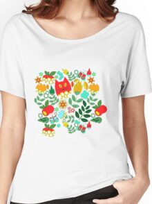 Pattern #11  Women's Relaxed Fit T-Shirt
