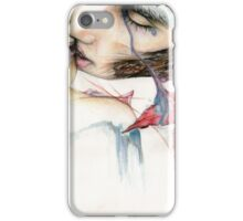 Leave me hypnotized, love. iPhone Case/Skin