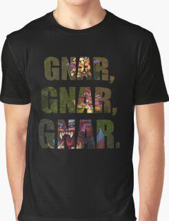 Gnar, Gnar, Gnar. Graphic T-Shirt