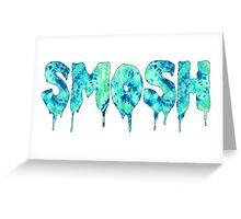 Smosh Banner Greeting Card