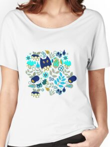 Pattern #12  Women's Relaxed Fit T-Shirt