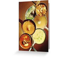 The Melting Pot Greeting Card