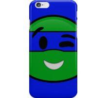 Emoji Leonardo - Wink iPhone Case/Skin