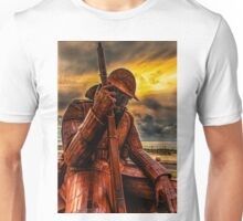 Seaham Tommy - Tired of War Unisex T-Shirt