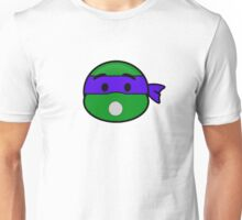 Emoji Donatello - Surprise Unisex T-Shirt