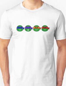 Emoji's TMNT T-Shirt