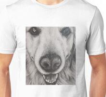 dog drawing Golden Retriever Unisex T-Shirt