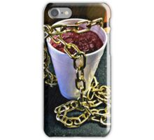 Lean and Chain iPhone Case/Skin