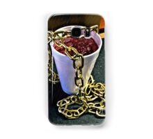Lean and Chain Samsung Galaxy Case/Skin