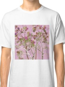 Woodsy Lavender Classic T-Shirt