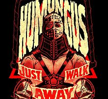 ROAD WARRIOR: LORD HUMUNGUS by beastpop