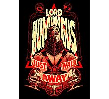 ROAD WARRIOR: LORD HUMUNGUS Photographic Print