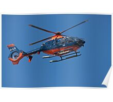 Irish Helicopters EI-ILS EUROCOPTER EC135T2 Poster