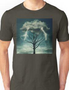 Dramatic storm Unisex T-Shirt