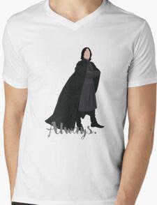 Snape - Always Mens V-Neck T-Shirt