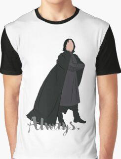 Snape - Always Graphic T-Shirt
