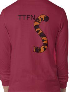 ttfn Long Sleeve T-Shirt
