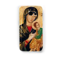 St. Mary of Perpetual Help Parish Russian orthodox icon Samsung Galaxy Case/Skin