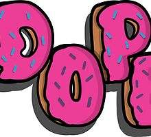 Dope Donut Design by the-immortal