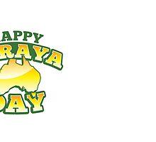 Happy STRAYA (Australia) day by jazzydevil