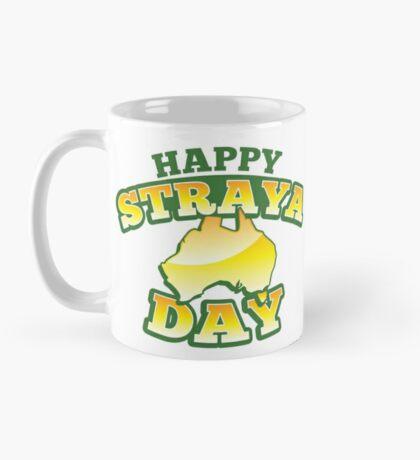 Happy STRAYA (Australia) day Mug