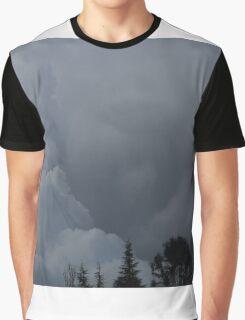 Massive Cloudscape Graphic T-Shirt