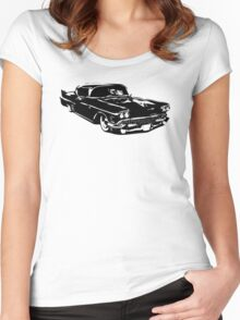 Cadillac Women's Fitted Scoop T-Shirt