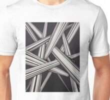 Abstract line design Unisex T-Shirt