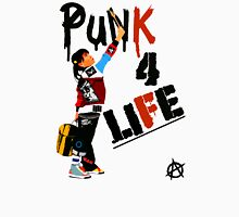 "Punky ""Punk 4 Life"" Brewster Unisex T-Shirt"
