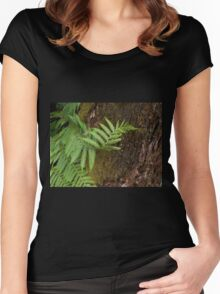 Tree Hugging Women's Fitted Scoop T-Shirt