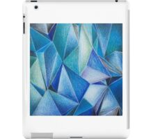 cool mirror reflection iPad Case/Skin