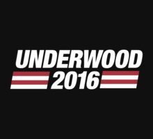 Underwood for President T-shirt One Piece - Short Sleeve
