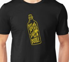 BOTTLE GOLD Unisex T-Shirt