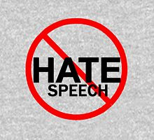 NO HATE SPEECH Unisex T-Shirt