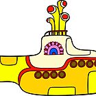 Yellow Submarine by emdizio