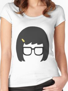 Tina Silhouette Women's Fitted Scoop T-Shirt