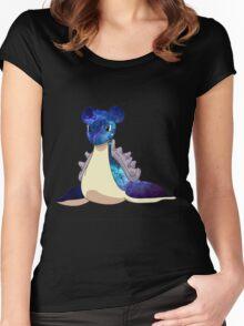 Lapras - Pokemon Women's Fitted Scoop T-Shirt
