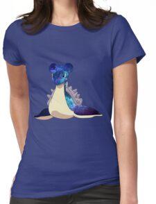 Lapras - Pokemon Womens Fitted T-Shirt