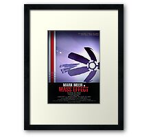 Origins - Mass Effect Framed Print