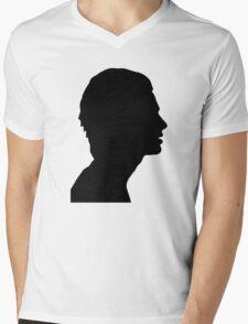 Matty Healy Silhouette  Mens V-Neck T-Shirt