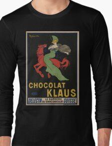 Vintage poster - Chocolat Klaus T-Shirt