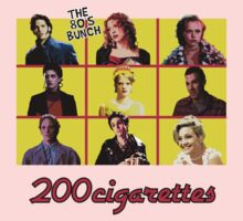 200 Cigarettes (The 80's Bunch) One Piece - Long Sleeve