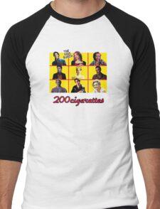 200 Cigarettes (The 80's Bunch) Men's Baseball ¾ T-Shirt