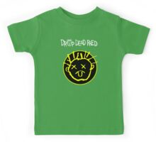Drop Dead Fred Smiley Face Kids Tee
